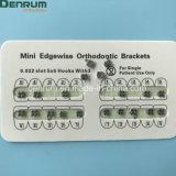 Denrum ортодонтический зубоврачебный кронштейна ISO УПРАВЛЕНИЕ ПО САНИТАРНОМУ НАДЗОРУ ЗА КАЧЕСТВОМ ПИЩЕВЫХ ПРОДУКТОВ И МЕДИКАМЕНТОВ Ce Mini&Standard Edgewise