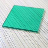 panneaux solides de toiture de Sun de PC de feuille de polycarbonate de Makrolon colorés par 4X8mm