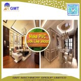 WPC PVC Wood+Compositeプラスチック屋外の装飾的な壁パネルの生産ライン