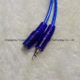 Prise stéréo haute vitesse 3.5 à 3,5 Jack / câble AV