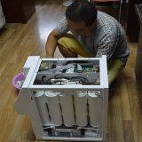 Sistema da purificação de água do RO do laboratório