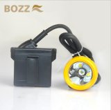 3W CREE USA 10000lux LED Coal Mining Lamp, lampe Miner (KL5LM)