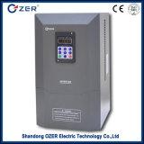 Il CA determina la frequenza con la funzione incorporata PLC e 16-Velocity