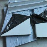 Techo linear falso suspendido metal para decorativo interior