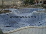 Revestimento de argila geossintética impermeável de alta qualidade / Gcl para engenharia civil