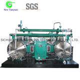 Membrankompressor des Helium-Gas-Hochdruckdruck-0.7-23MPa