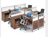 Divisorio dell'ufficio dei piedini del metallo dello scrittorio dell'ufficio progetti dell'Europa (Hx-Ncd315