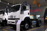 Isuzu 4X2のトラクターのトラック