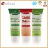 Washami 3 Días corporal adelgazante Crema con Geen té, los chiles, el Aloe Vera