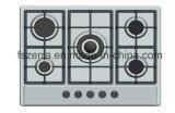 Appareil de cuisine de fraise-mère de gaz de poêle de gaz de Tableau (JZS65005)