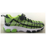 Flyknit Sporting Shoes para meninos ou meninas