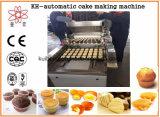 Машина нового автоматического торта 2017 отливая в форму