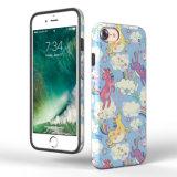 Крышка мобильного телефона единорога для iPhone7