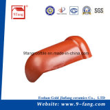 Китайский взаимосвязанных крыши плиткой вилла керамические плитки кровельных строительных материалов на заводе