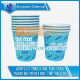 Vernis acrylique en émulsion pour encre de papier (SA-219)