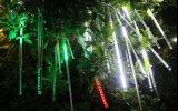 2018 het Licht van de Nieuwe Zonne LEIDENE Douche van de Meteoor voor OpenluchtDecoratie met 10tubes/Set