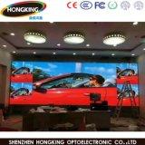 Hoher Defination P2.5 farbenreicher bekanntmachender LED-Innenbildschirm