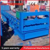 Qualitäts-Stahlfliese-Metalldach-Rolle, die Maschine bildet