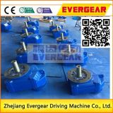 Motor con engranajes helicoidal serie-paralelo de F