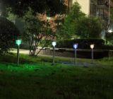 Luzes solares Energy-Saving do jardim do diodo emissor de luz de Haochang com preço do competidor