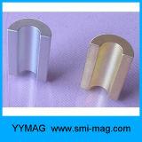 Starker Neodym-Magnet-N45 segmentierter Lichtbogen-Magnet für elektrisches Fahrrad