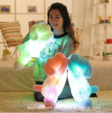 Brilham de Pelúcia Peluche LED coloridos Plush Doy Toy