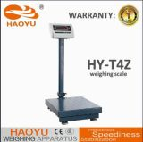 Plataforma de pesaje automático de la escala de 60 kg a 500 kg.