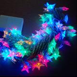 Cadena de Luz de Navidad Luz de vacaciones en color rojo LED