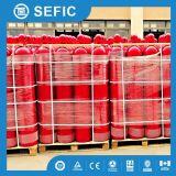 화재 시스템에 사용되는 68L 150bar 45kg 이산화탄소 실린더