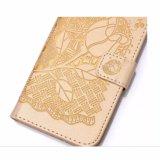 iPhone 7 аргументы за крышки телефона печатание Filp бумажника PU OEM кожаный
