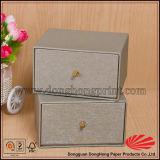 Vakjes van de Gift van de Juwelen van het Document Shinny van de Dia van de Douane van de fabriek de Open
