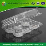 Выдвиженческие контейнеры пирожня верхнего качества пластичные