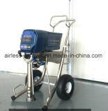 De elektrische Spuitbus Zonder lucht van de Verf van de Pomp van de Zuiger met 6L/M Stroom
