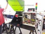 Окно безопасности лазера Ylw для лазеров волокна 1064nm с L. t 40% V. и защищает длину волны: 800-1100nm