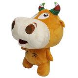Het grote Stuk speelgoed van de Pluche Elmo van Ogen Stuk speelgoed Gevulde