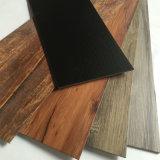 Plancher antidérapage de configuration desserrée de luxe de PVC des graines en bois/individu libre du plancher de configuration/PVC