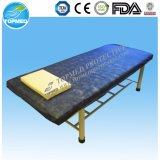Nichtgewebter Bett-Blatt-Bett-Wegwerfdeckel für Schönheit