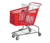 Supermarché plastique Caddie Panier