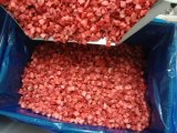 Fraise IQF dés dés ou de fraises congelées