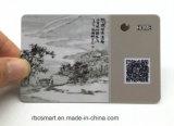 Identificación chips RFID PVC negocio tarjeta NXP MIFARE DESFire EV2-2k