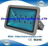 Projector do diodo emissor de luz das luzes de inundação do diodo emissor de luz da ESPIGA 300W do preço do competidor de Yaye 18 com garantia dos anos Ce/RoHS/3