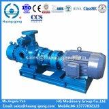 Pompe de pétrole de vis de jumeau de double aspiration de la marque 2hm de la Chine Huanggong