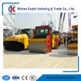 Rolos Vibratory do cilindro duplo hidráulico 8 toneladas