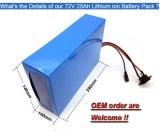 48V 30AH литий-ионный электрическая безопасность автомобиля LiFePO4 батарей