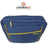 Chubontのしわの物質的な多機能の女性ラップトップのハンドバッグBacpack