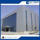 Construção Prefab Metal Building