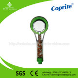 Luz de LED de controle de temperatura do filtro de chuveiro de mão