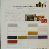 Flex Vinyl van uitstekende kwaliteit van Giltter Cuttable Pu voor Kleding