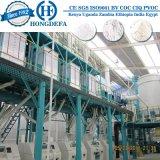 100tpd fábrica de moagem de farinha de trigo, instalado na fábrica