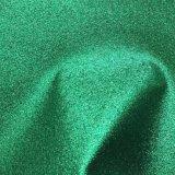 Обувает делать PU Gitter кожаный материал Hw-143